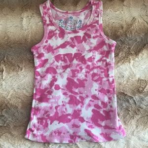 Children's Place Shirts & Tops - Children's Place Girls tie dyed tank top